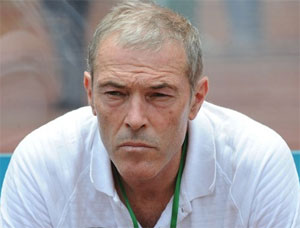 Le sélectionneur de l'équipe nationale de football de la Guinée