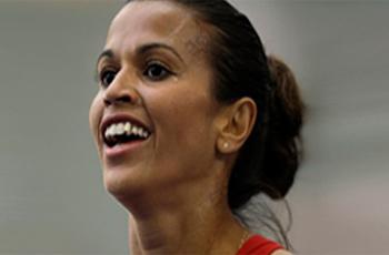 L'athlète Habiba Ghribi commence à se retrouver.Elle vient de terminer le 3000m steeple au meeting de Stockholm en deuxième position