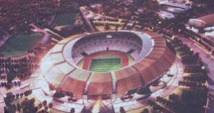 Le gouvernement congolais va débloquer 397 milliards 845 millions 58.913 de FCFA pour la construction du complexe olympique de Kintélé