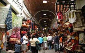 Les professionnels de l'artisanat et du tourisme