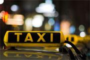 Près de 200 taxistes se sont rassemblés