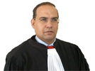 Le bâtonnier de l'ordre des avocats