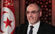 L'ex-chef du gouvernement et actuel secrétaire général d'Ennahdha