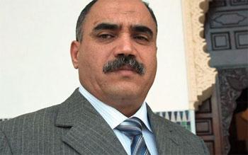 Le ministre de l'Education Fathi Jarray