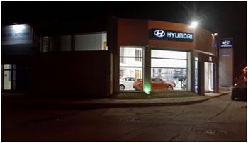 La Société Alpha Hyundai Motor