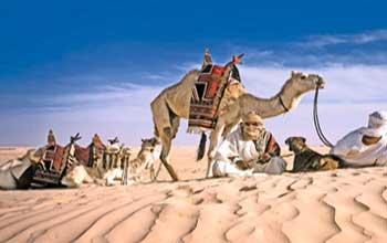 Le tourisme saharien est un mélange délicieux d'exotisme