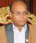 Moncef Marzouki a assuré dans un entretien à l'AFP que son pays n'était pas menacé par un islamisme extrémiste