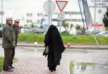 Le ministère de l'Intérieur vient d'annoncer qu'il renforcera le contrôle sur toute personne portant le niqab
