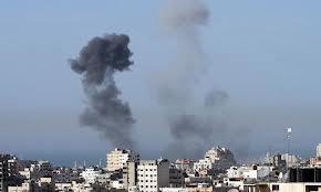 Après sept jours de bombardements israéliens et de tirs de roquettes