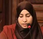 La députée Sana Mersni (Mouvement Ennahdha) a critiqué ce vendredi 15 février