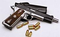 Les unités de la garde nationale ont saisi un pistolet et 12 cartouches à Jebl Talla