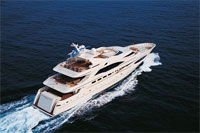 Le yacht de Kaïs Ben Ali restitué dans la journée du dimanche 14 avril 2013 par les autorités italiennes