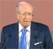 L'ancien premier ministre Beji Caid Essebsi a demandé