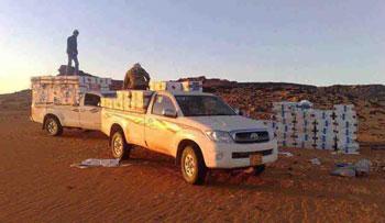 Environ 3800 des habitants de la délégation de Ben Gerdane opèrent dans la contrebande