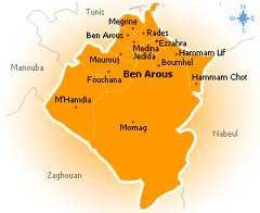 Quelques 46 grèves ont été exécutées dans le gouvernorat de Ben Arous en 2012