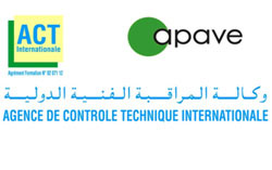 Le Conseil National d'Accréditation (TUNAC) vient d'octroyer sa certification selon la Norme ISO/CEI 17020 à l'organisme APAVE