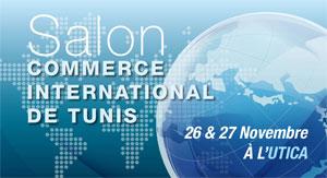 La 1ère édition du salon du commerce international de Tunis (CIT) sera organisée les 26 et 27 Novembre 2013