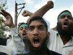 Des extrémistes religieux auraient célébré dans la soirée du mercredi