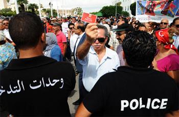 Pas moins de quatre entités de la société politique et civile ont exprimé leur hostilité au nouveau projet de loi relatif à la répression des atteintes contre les forces armées et de sécurité