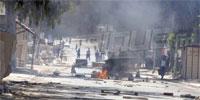 Les affrontements qui ont eu lieu aujourd'hui entre des salafistes et les forces de l'ordre à cité Ettadhamen ont fait 5 agents de sécurité