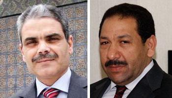 Les ministres de l'Intérieur