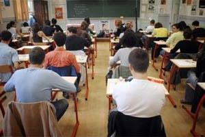 Les inspecteurs de l'enseignement secondaire ont décidé de ne pas boycotter les examens et de ne pas perturber les examens