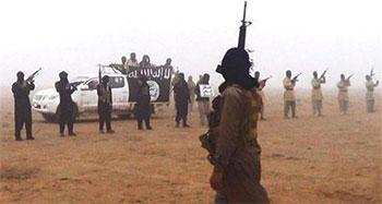 Al-Qaïda au Maghreb islamique a annoncé son soutien à l'organisation de l'Etat islamique en Irak et le Levant (EIIL) connu sous l'acronyme