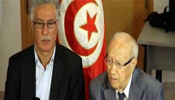 Commentant les menaces de mort qui ont visé le président du mouvement Nida Tounes