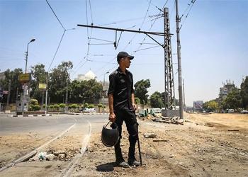 Une bombe a explosé dimanche près du siège du ministère égyptien des Affaires étrangères au Caire