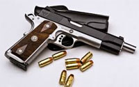 Une arme a été trouvée par les forces de sécurité de la ville du Kef et ce