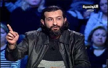Les téléspectateurs ont été surpris par l'attitude et les propos du djihadiste Abou Zaid Ettounsi