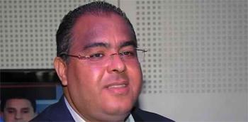 Mohsen Hassen qui vient d'être nommé ministre du Tourisme