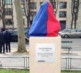 Tous les membres de la famille Bourguiba ont refusé d'assister à la cérémonie au cours de laquelle a été dévoilé le buste de Habib Bourguiba