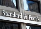 L'agence de notation Standard and Poor's a annoncé
