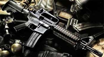 Deux armes kalachnikov et des minutions comprenant près de 180 cartouches ont été saisies chez les deux terroristes arrêtés dans