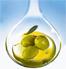 Quatre sur cinq bouteilles d'huile d'olive extra-vierge