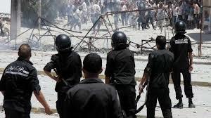 Quatre agents des forces de l'ordre ont été blessés