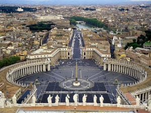Un jour avant la visite de François hollande au Vatican pour y rencontrer le Pape