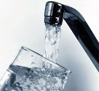 Des coupures d'eau potable sont prévues dans certaines zones de la ville
