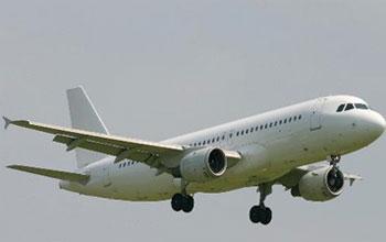 L'avion d'Air Algérie