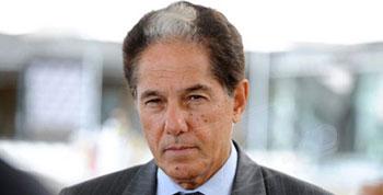 Aberrahim Zouari ancien ministre de  Ben Ali