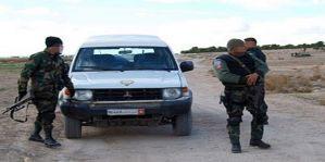 Les artificiers de l'Armée et de la Garde nationale viennent de faire exploser l'habitation dans laquelle était retranchés les terroristes qui avaient tué