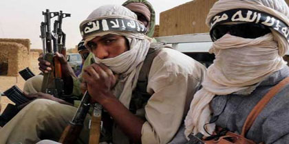 Un groupe terroriste