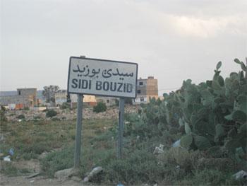 Les choses sont rentrées dans l'ordre à Regueb et Sidi Bouzid ville après que des jeunes hommes cagoulés