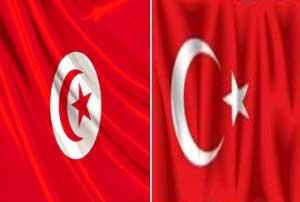 Des investisseurs turcs représentant des sociétés et des entreprises industrielles du groupe