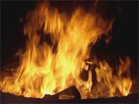 Un grand incendie s'est déclaré dans la partie déchets d'Alfa Ford à Ben Arous