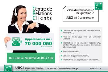 L'UBCI a ouvert officiellement en janvier 2013