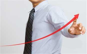 Le revenu global des sociétés cotées en bourse au premier trimestre de l'année 2014 a augmenté de 10