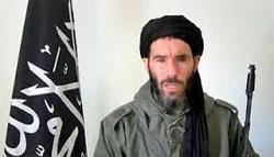 """Mokhtar Belmokhtar chef du groupe terroriste """"les signataires par le sang """""""