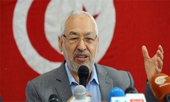 L'annonce de la mort du président d'Ennahdha